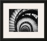 Rookery Stairwell Print by Jim Christensen