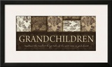 Grandchildren Poster by Jennifer Pugh