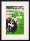 Frank Zappa Paramount Northwest, c.1972 Posters
