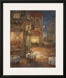 Cafe Marie Prints by  Nan