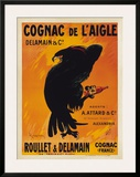 Cognac de L'Aigle Prints by Leonetto Cappiello