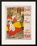Huile d'Olive Framed Giclee Print by Arthur Foache