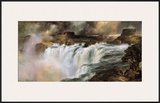 Shoshone Falls on the Snake River Prints by Thomas Moran