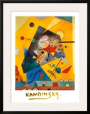 Quiet Harmony Posters by Wassily Kandinsky