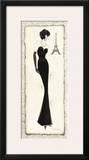 Elegance Diva II Print by Emily Adams