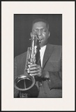 John Coltrane Print by Ted Williams