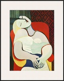 The Dream Posters by Pablo Picasso
