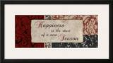 Happiness Prints by Elizabeth Medley