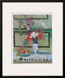 Still Life, Flowers and Fruit Prints by Henri Matisse