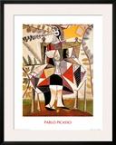 Femme Au Jardin Art by Pablo Picasso