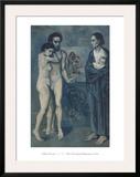 La Vie, c.1903 Prints by Pablo Picasso