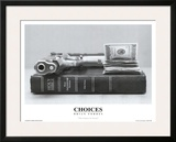 Choices Prints by Brian Forbes