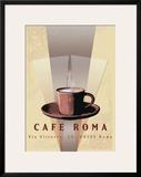 Cafe Roma Prints by Kelvie Fincham