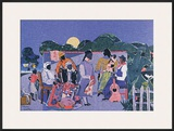 Quilting Time Prints by Romare Bearden