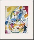 Improvisation no. 31, Sea Battle, c.1913 Print by Wassily Kandinsky