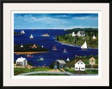 Summers in Maine Posters by Barbara Appleyard