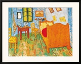 The Bedroom at Arles, c.1887 Poster by Vincent van Gogh