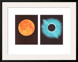 Full Moon/Total Solar Eclipse, July 11, 1991 Prints by Shigemi Numazawa
