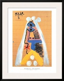 Bride, 1969 Prints by Pablo Picasso