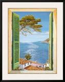 Finestra Sul Golfo Prints by Andrea Del Missier