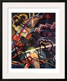 Composition Storm Prints by Wassily Kandinsky
