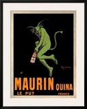 Maurin Quina, c.1906 Prints by Leonetto Cappiello
