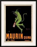Maurin Quina, c.1906 Posters by Leonetto Cappiello