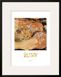 Water Serpents II Posters por Gustav Klimt