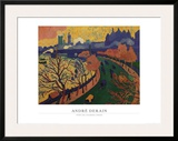 Pont de Charing Cross Posters by Andre Derain