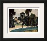 A Way In A Path Art by Paul Cézanne