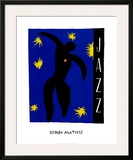 Jazz Print by Henri Matisse