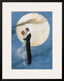 Moonlight Romance Posters by Howard Elcock