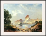 An Indian Paradise Prints by Thomas Moran