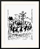 Long Live Peace Posters por Pablo Picasso