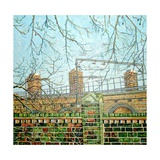 Bow Towers Giclee Print by Noel Paine