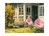 In Summer We are Outside, 2007 Giclee Print by Susanne Wind