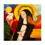 St. Catherine of Siena, 2007 Giclee Print by Patricia Brintle