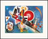 Im Blau Posters by Wassily Kandinsky