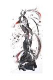 Ardour Giclée-Druck von Penny Warden