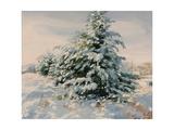 Snow Morning, 2003 Reproduction procédé giclée par Susanne Wind