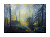 Limberlost 2013 Forest USA Giclee Print by Lee Campbell