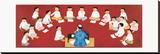 La classe Stretched Canvas Print by  Mai-thu