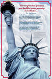 Frihetsstatyn Affischer