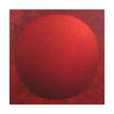 Red Orb, 2006 Giclee Print by Lee Campbell
