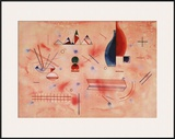 Batonnets d'Appui Prints by Wassily Kandinsky