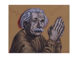 Einstein (I) 2004 Giclee Print by Chris Gollon