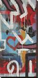 Streetlife I Stretched Canvas Print by Tony Koukos