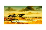 The Jewel of Hlubluwe, South Africa, 1996 Giclée-tryk af Andrew Hewkin