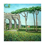 Three Arches, 2009 Giclee Print by Noel Paine