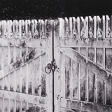 Closed Gate Photographic Print by Graeme Harris